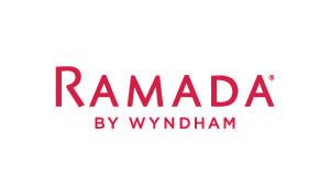 Aimee Jolson Voice Over Actor Ramada Logo