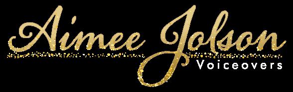 Aimee Jolson Voice Over Actor logo